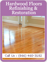 Oakland,CA Hardwood Floors Refinishing Services