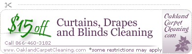 drapes & curtain cleaning